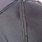 Detail achterkant bh H80